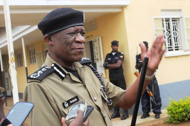 120 Police Officers Sent For Refresher Course