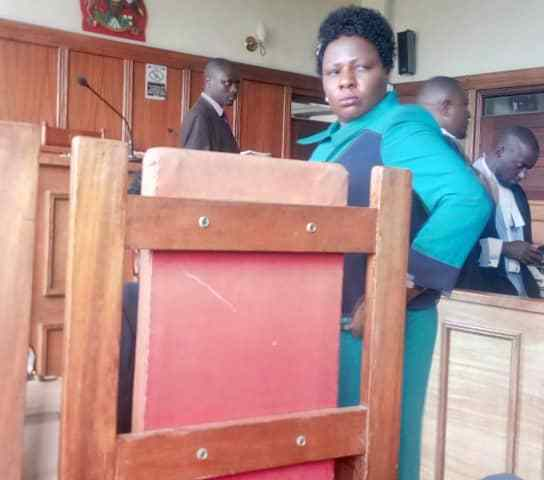 Drama In Court As Hon. Mugyenyi Begs For Forgiveness For Lying