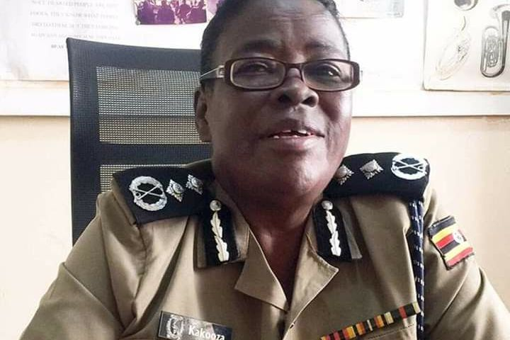 Top Police Commissioner Dies Suddenly