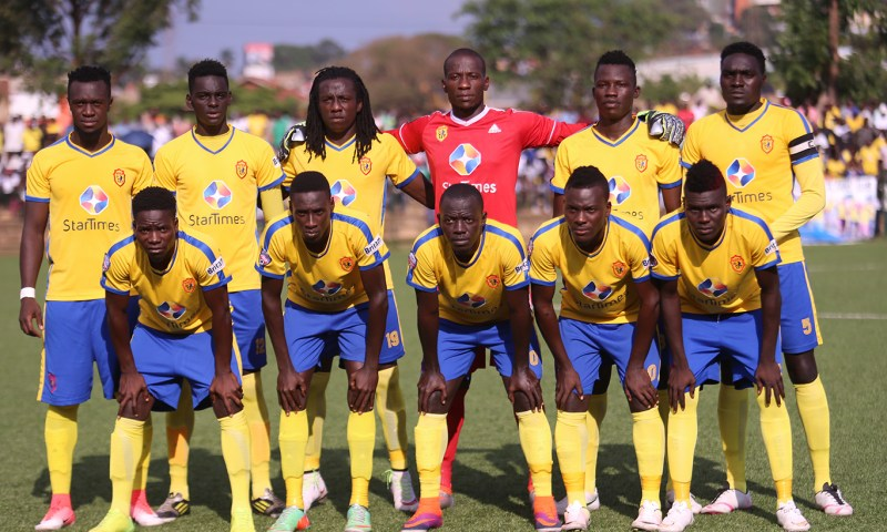 KCCA Ejected Out Of Stanbic Uganda Cup