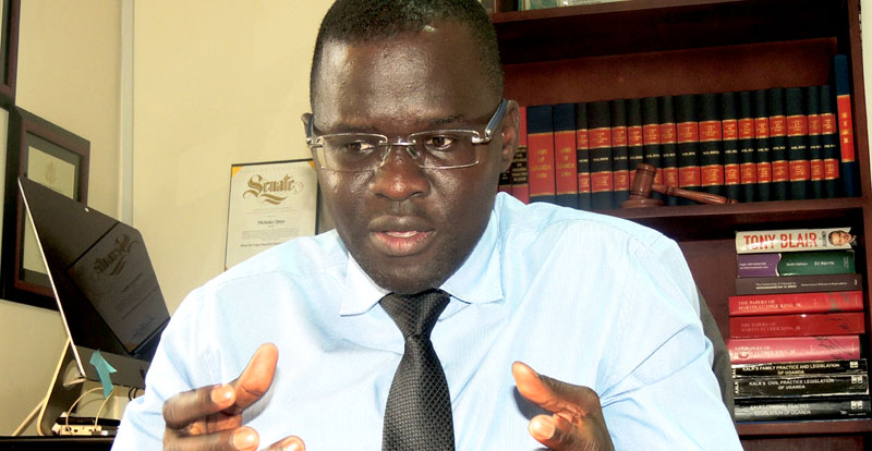 BoU Probe: Renown City Lawyer Opio Backs Speaker Kadaga On Katuntu-Led Cosase Term Extension
