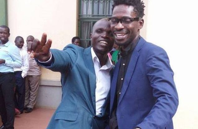 Mayinja Pushed Out Of Golden Band Over Bobi Wine Song