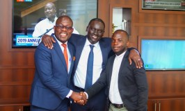 Muyanga Officially Hands Over At NBS TV