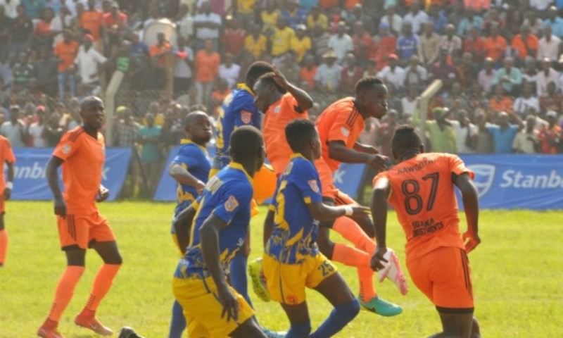 Tooro United To Face Tough Express FC In Thrilling Game