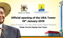 President Museveni To Open URA Shs140Bn Towers