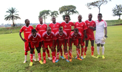 Express Thump Water To Qualify For Stanbic Uganda Cup Round 16