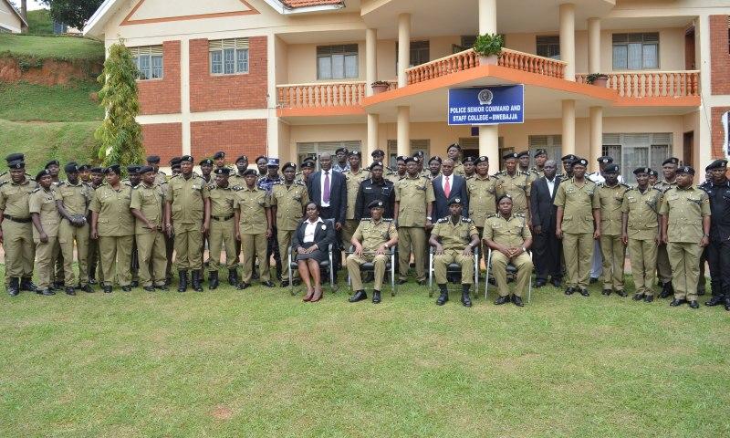 I Will Fire Corrupt Senior Officers-IGP Ochola