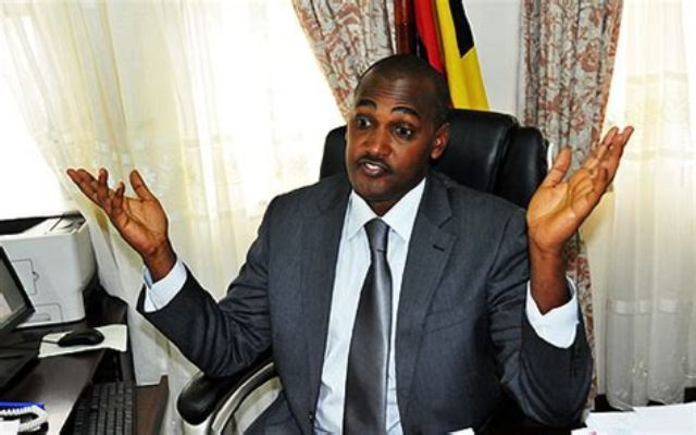 Former ICT Minister Frank Tumwebaze Facebook Account Hacked!
