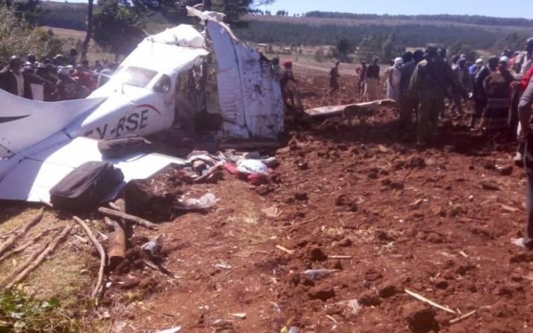 Breaking! President Ruto's Pilot, Four Americans Die In Plane Crash!