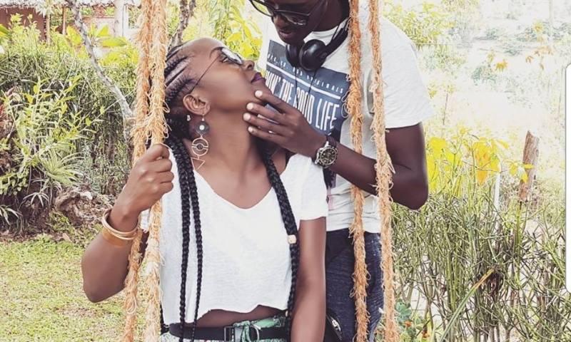 Kansiime, Lover Enjoy Lovey-Dovey Moments