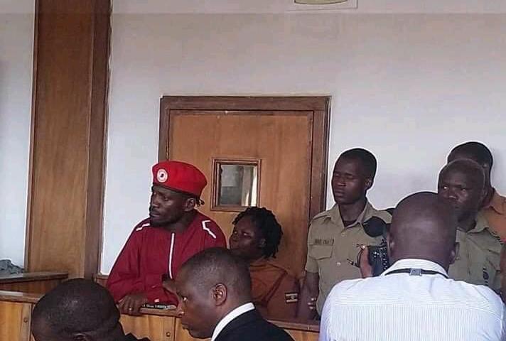 Bobi Wine Remanded To Luzira Over Social Media Tax Protests
