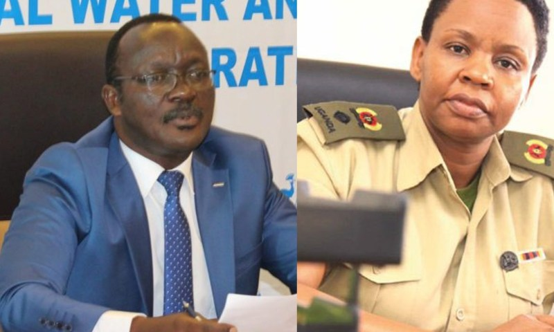 Lt.Col. Nakalema's Anti-Corruption Taskforce To Probe NWSC Boss Dr. Mugisha