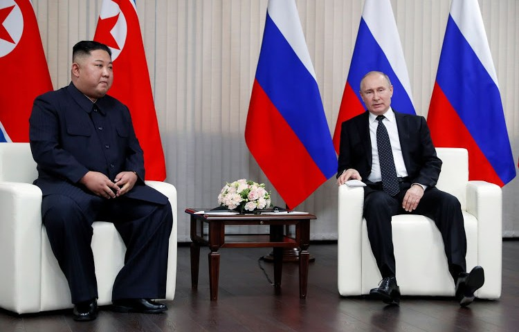 Kim Jong Un Roots For Ally In Putin