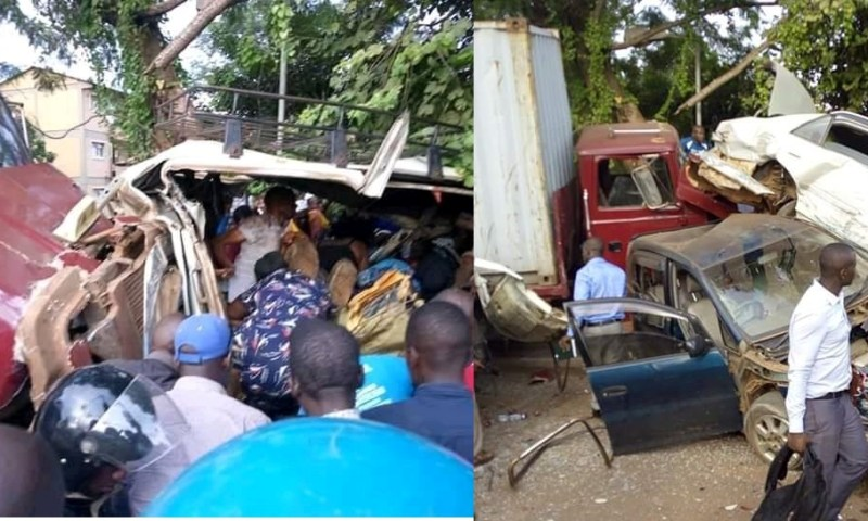 SHOCKING PHOTOS:Scores Feared Dead In Nasty Kira Road Accident