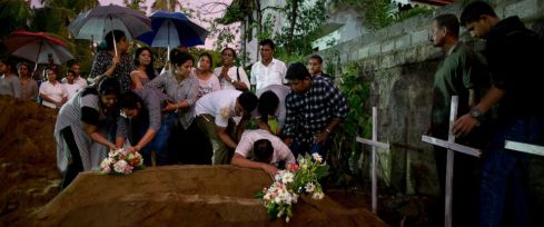 Sri Lanka Terrorist Attack Death Toll Hits 310, Syrian Netted