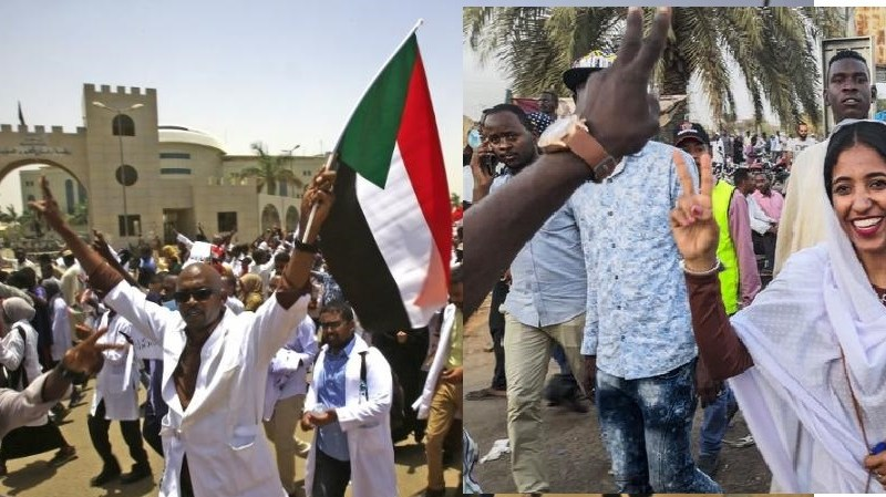 Sudan Protest Leaders To Unveil Civilian Interim Gov't On Easter Sunday