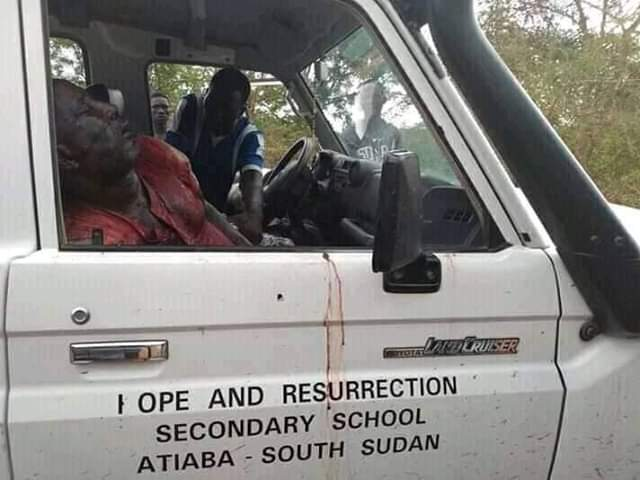 South Sudanese Murder Two Ugandan Teachers