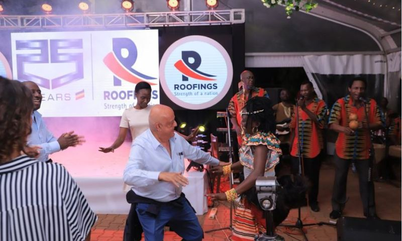 Roofings Rolling Mills Kicks Off 25th Anniversary Celebrations
