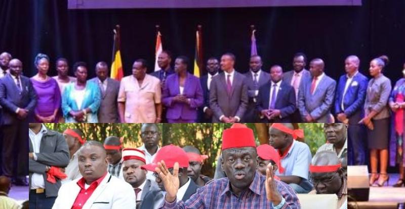Gen. Muntu Names ANT Leaders To Counter Besigye's People's Gov't