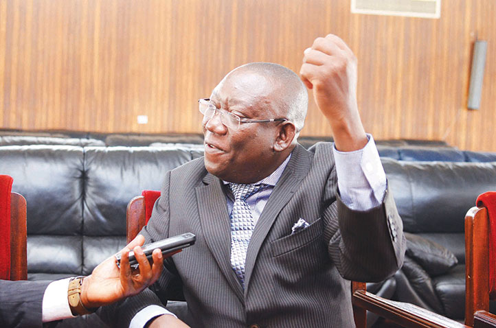 'I'd Be Foolish To Reject Parliament Money' – Kato Lubwama