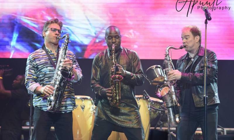 Glitz & Glamour @ Isaiah Katumwa Jazz Concert
