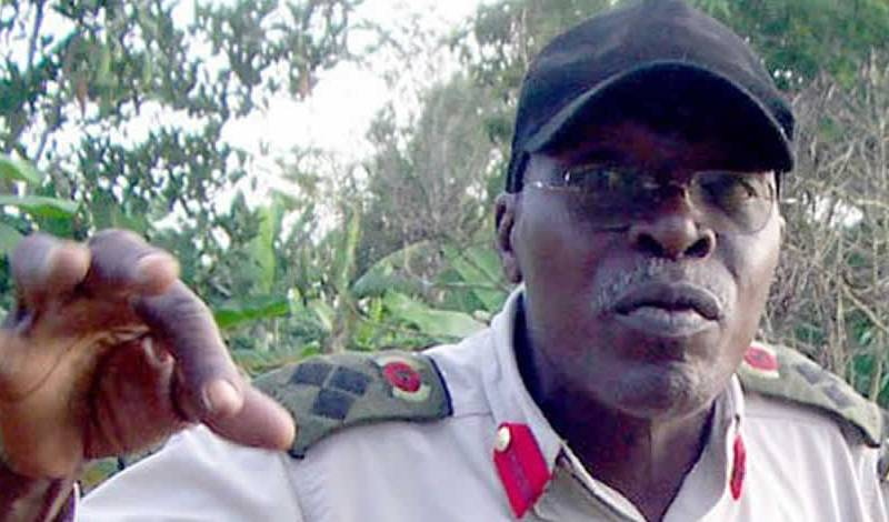 Cut The Crap, I Have No Sister In This World: Gen.Ggwanga Rubishes Claims His Sister Was Killed And Body Dumped In Pit-Latrine
