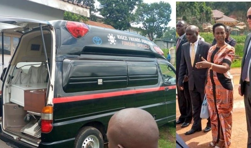 Gov't Hands Over Body Of Rwandan Shot Dead At Ugandan Border