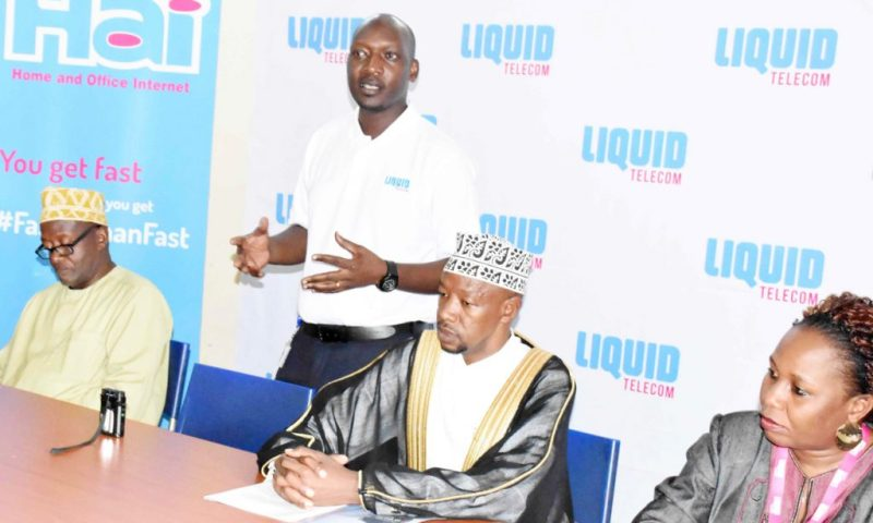 Month Of Sharing: Liquid Telecom Joins Muslim Community In Fasting, Offers Gifts, Food Items