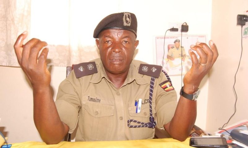 District Police Commander Cited  In Foul Play With Criminals