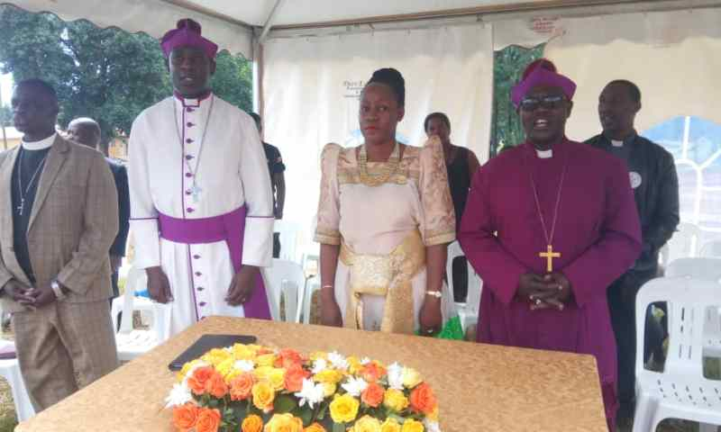 Anglican Church Martyrs Day Celebrations Kick Off With Children's Pilgrimage