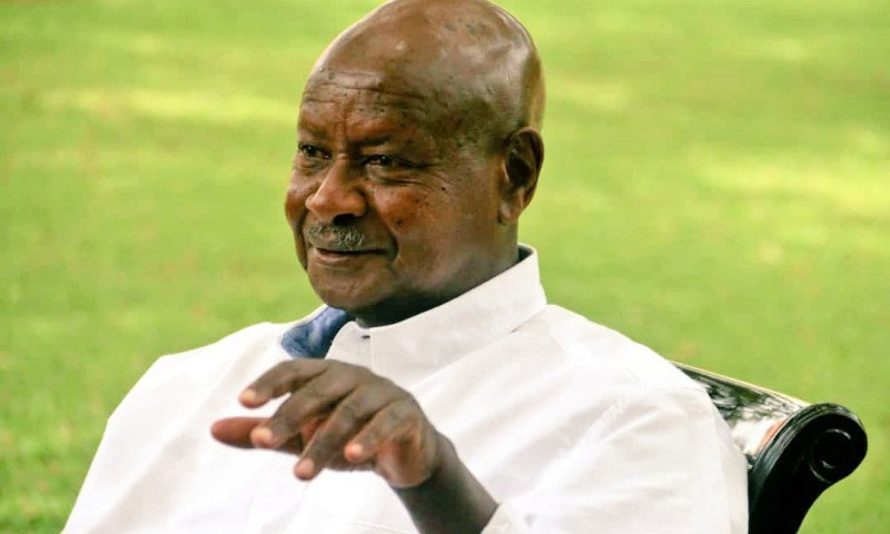 President Museveni Urges All Ugandans To Register For 2021 Elections