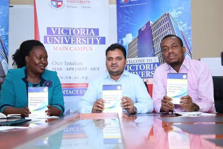 Victoria University Vice Chancellor Launches New Book