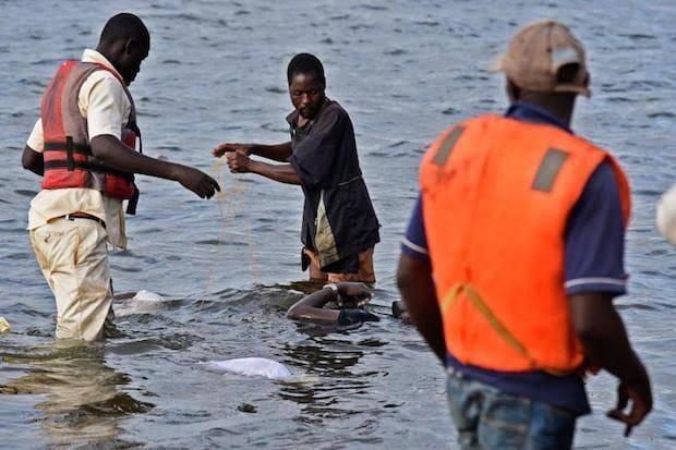 Day Two Of Lake Albert Tragedy: 15 Bodies Retrieved, Many Still Missing