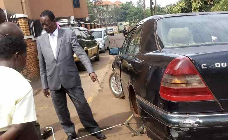 DMC Benz Gives Ex-MP Lukyamuzi Sleepless Nights