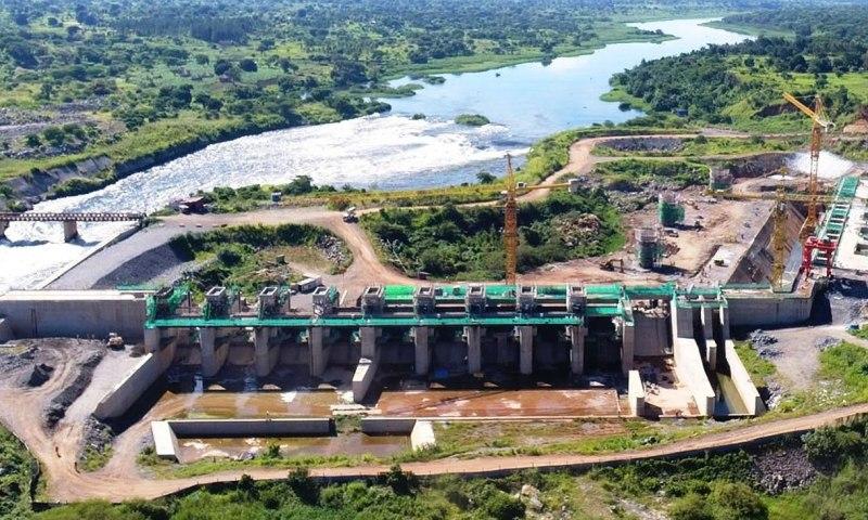 Karuma Dam 95% complete, Construction To Beat December 2019 Deadline