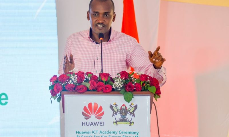 ICT Minister Tumwebaze Launches Free ICT Certificates To Makerere Univ.Students