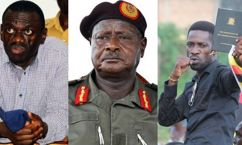 Your Sanctions Are Baseless: Ugandan Gov't Responds To US As Opposition Smiles Ear To Ear