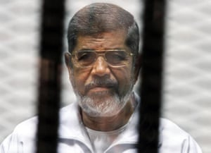 Former Egyptian President Mohamed Morsi Dies In Court!