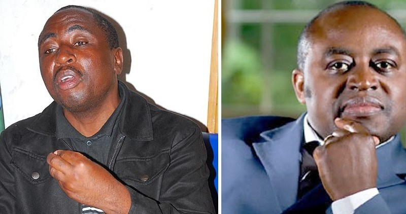 Omusinga Mumbere, Prince  Kibanzanga Clash Over Queen Mother Burial