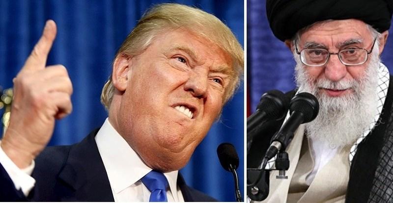 Trump Slaps Iran's Supreme Leader Khamenei With Tough Sanctions