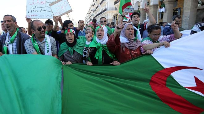 Algeria July 4th  General Elections 'Impossible' – Authorities