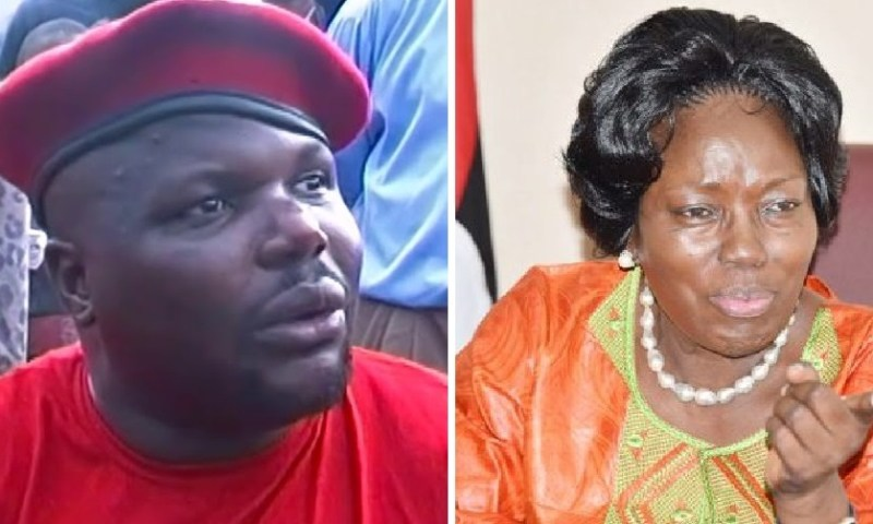 Go Hang: Speaker Kadaga Rejects Munyagwa's COSASE Sub-Committee Aimed At Dust Binning  Katuntu's Report