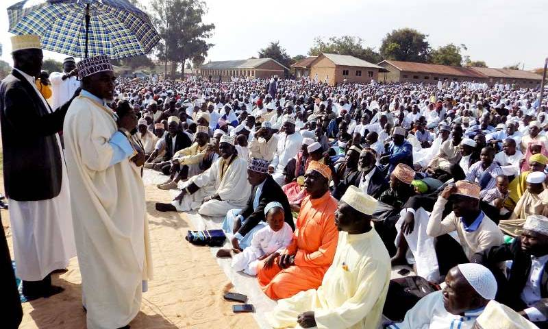 Heavy Rains Disrupt Eid El-Fitr Prayers