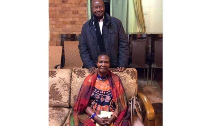 Mortar Mouthed Mwenda, Brig.Muhanga's Mother Passes On