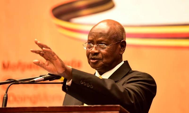 Museveni Slams World Bank, Praises China For boosting Africa's Development
