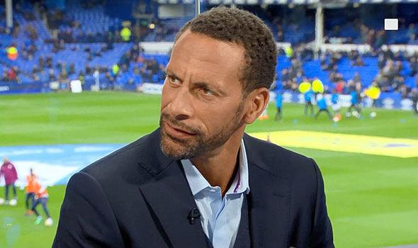 Rio Ferdinand Considers Man United Return
