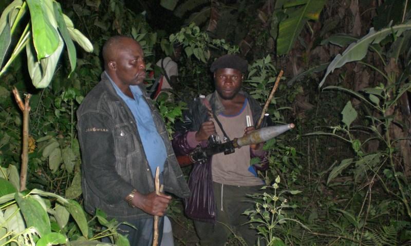 Ugandan 'Rebels' Slaughter 6 Innocent Civilians-Gov't Says