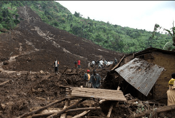 Office of Prime Minister Warns Of More Landslides, Advises Locals To Vacate Bududa