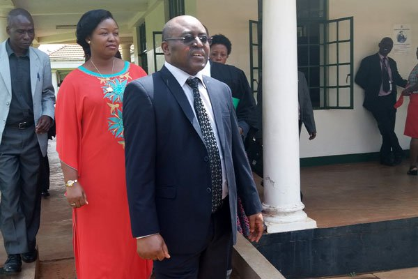 Mumbere Can Apply For Temporary Bail To Mourn Mother-Judiciary