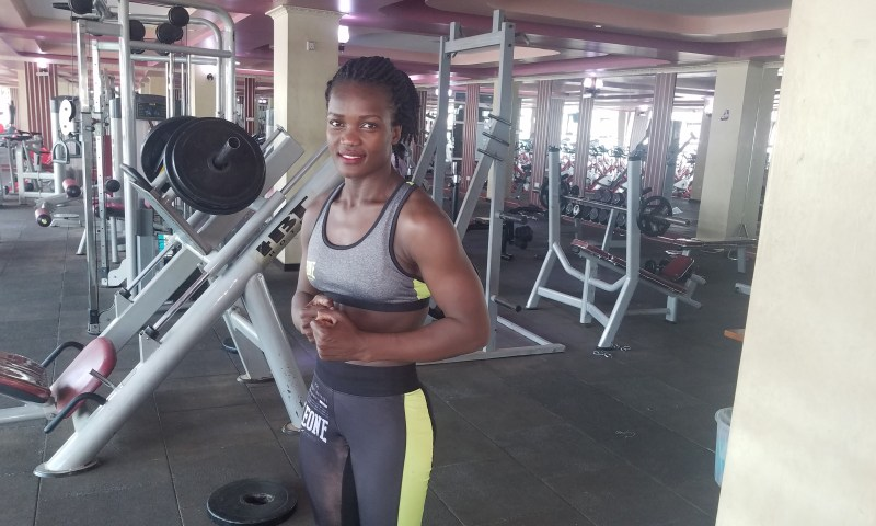 Uganda's Female Kick Boxer Apolot Faces Kenya's Awino This August
